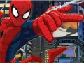 Permainan Spiderman Jigsaw. Main online