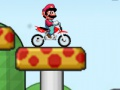 Permainan Super Mario Cross. Main online