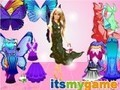Permainan Barbie - Fairy Butterfly . Main online